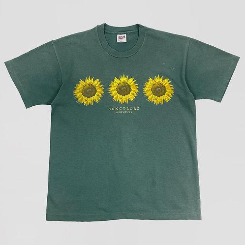 1990s Sunflowers Tee (L)