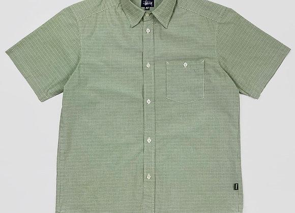 1990s Stüssy S/S Button Down Shirt (M)