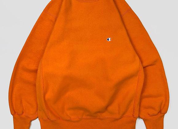 Champion Reverse Weave Crew Sweatshirt (M)