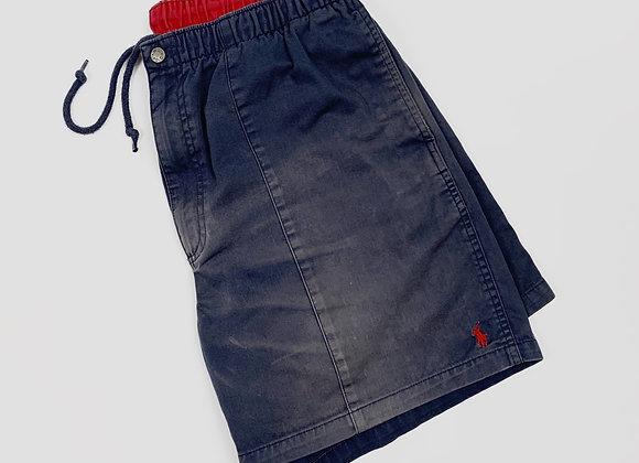 90s Polo Ralph Lauren Deck Shorts (M/L)