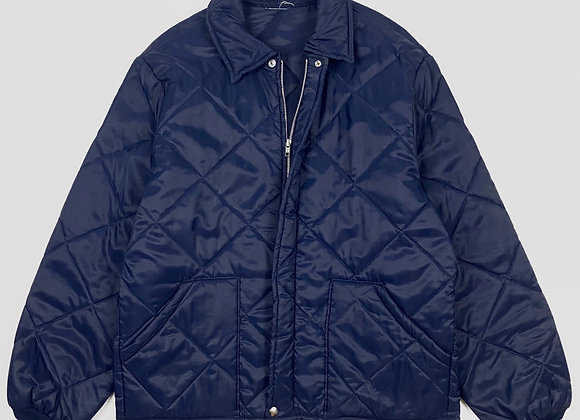 1980s Quilted Work Jacket (L)