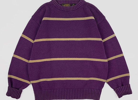Eddie Bauer Border Stripe Sweater (M)