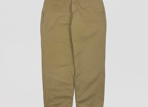 L.L.Bean Flannel Lined Chinos (30)