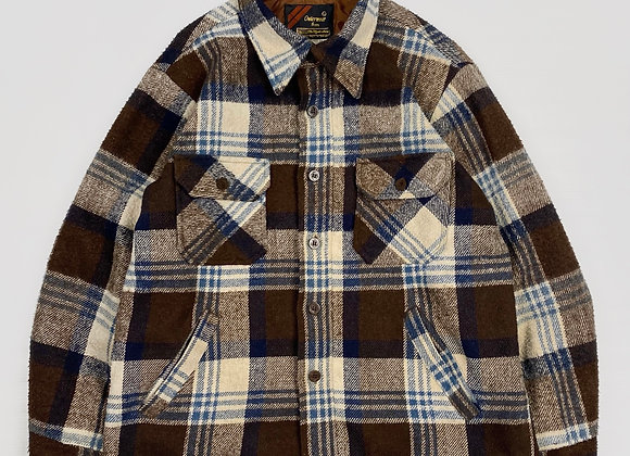 1970s Sears Flannel Shirt (L)