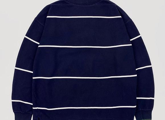 Brooks Brothers Border Stripe Knit (M/L)