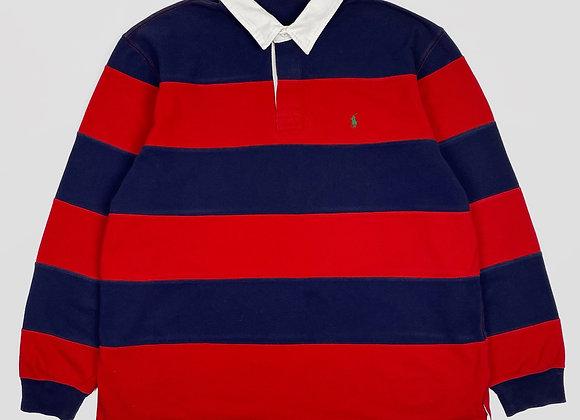 Polo Ralph Lauren Rugby Shirt (XL)