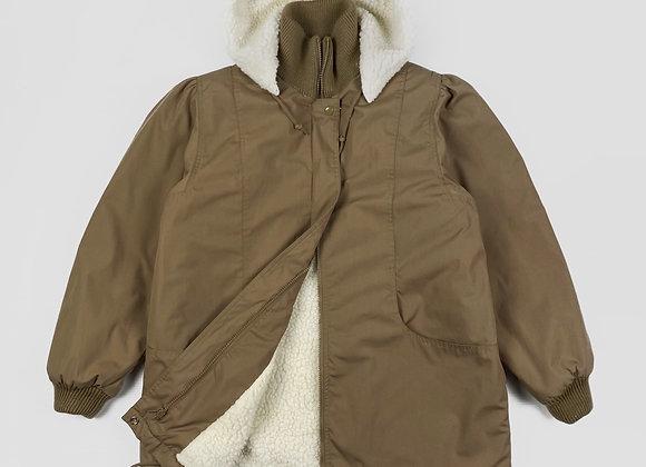 Pile Lined Parka Jacket (M)