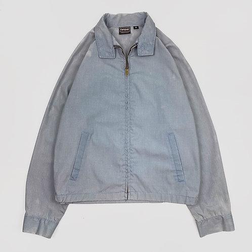 1970s Sun-Faded Shop Jacket (M)