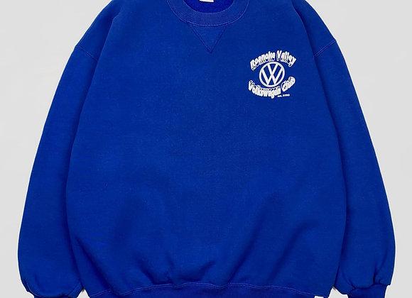 1990s Volkswagen Crew Sweatshirt (L)