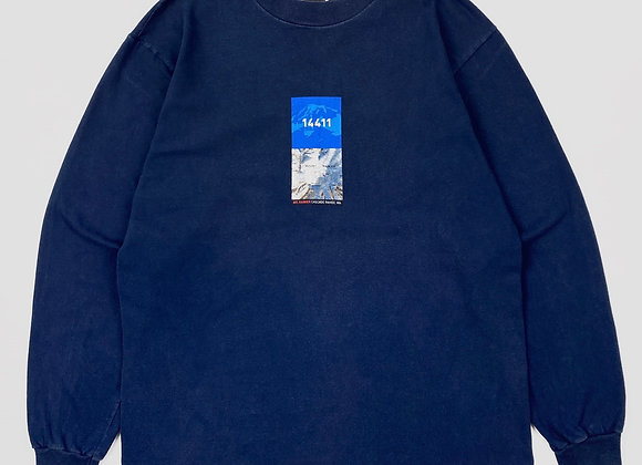 The North Face L/s Tee (M)