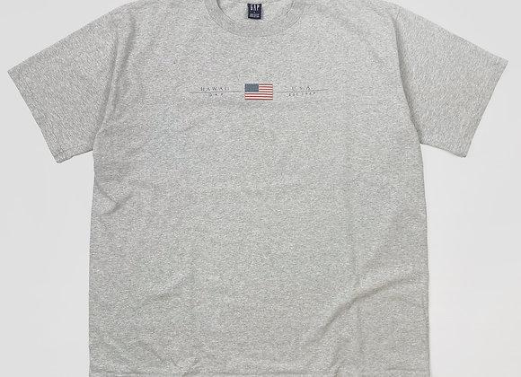 1990s GAP Hawaii USA Tee (L)