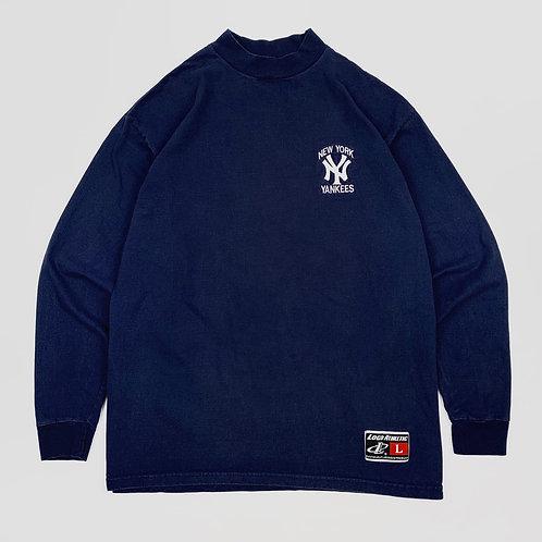 1990s New York Yankees L/s Tee (L/XL)