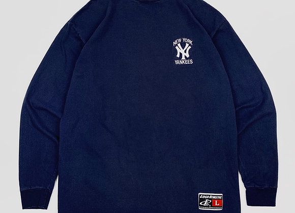 1990s New York Yankees L/s Tee (L/XL)