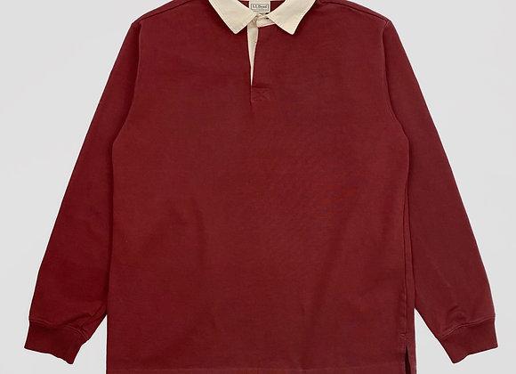 L.L.Bean Rugby Shirt (L)