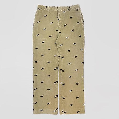 Orvis Pup Corduroy Pants (34)