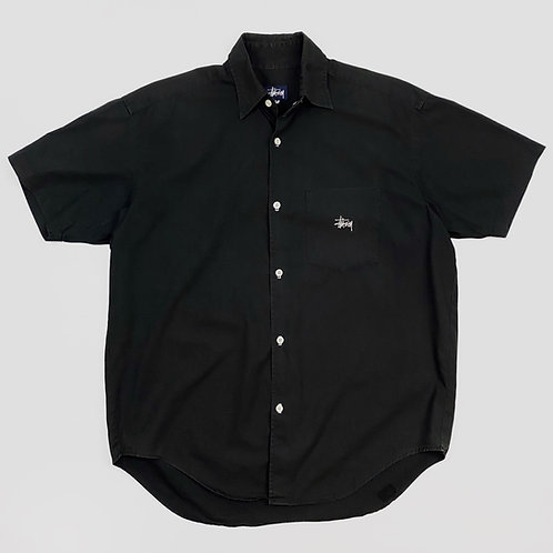 1990s Stüssy S/S Shirt (M)