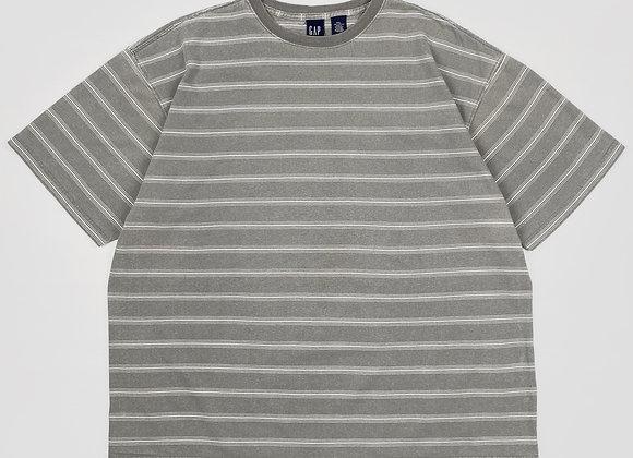 GAP Border Stripe Tee (XL)