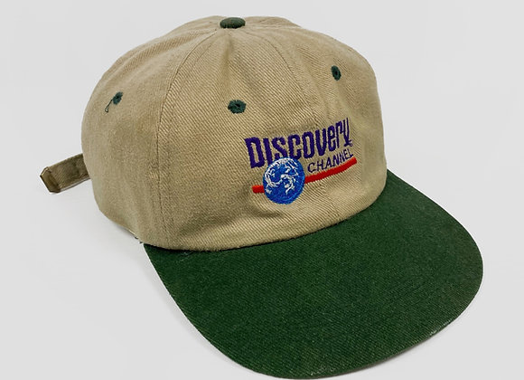 1990s Discovery Channel Cap (OS)