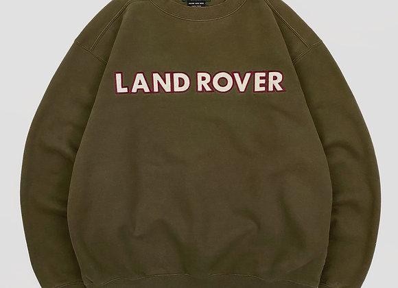 Land Rover Crew Sweatshirt (S/M)