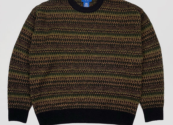 1990s Absract Sweater (L)