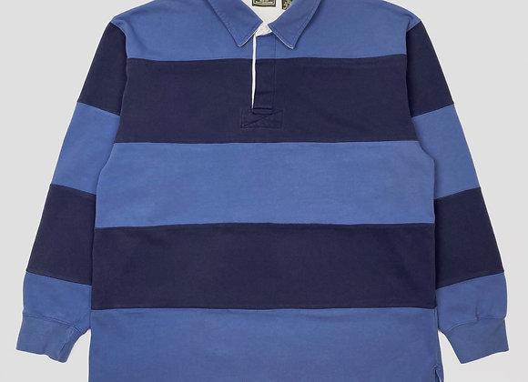 L.L.Bean Bold Stripe Rugby (L/XL)