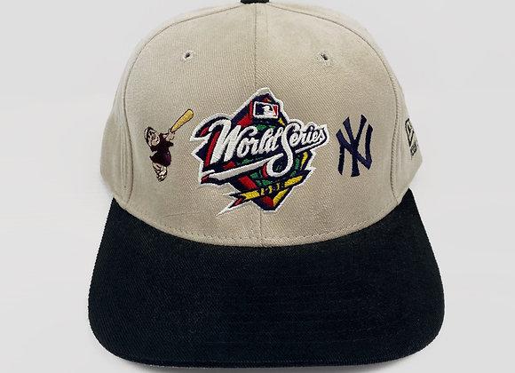 1998 New York Yankees World Series Cap (OS)