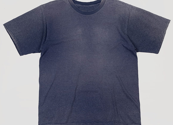 1990s Faded Border Stripe Tee (XL)