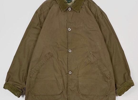 1990s J.Crew Field Jacket (XL)