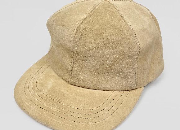 L.L.Bean Suede Leather Cap (M/L)