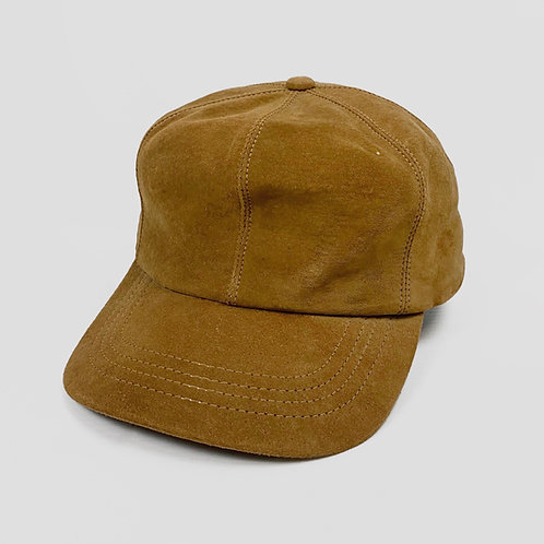 1980s L.L.Bean Genuine Leather Cap (OS)