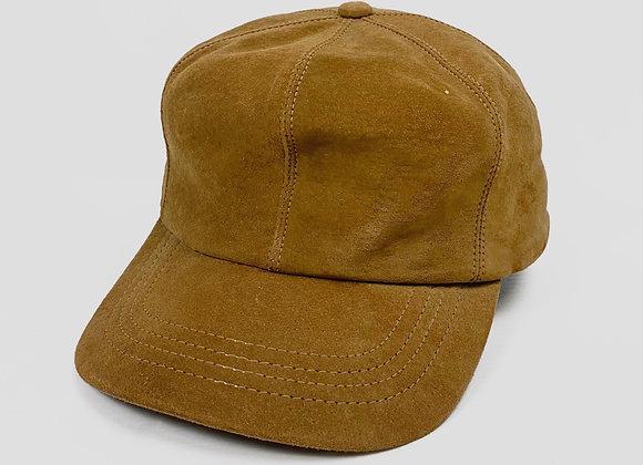 1980s L.L.Bean Genuine Leather Cap (OS)