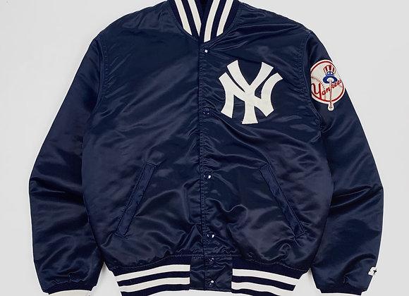 1990s New York Yankees Starter Jacket (M)