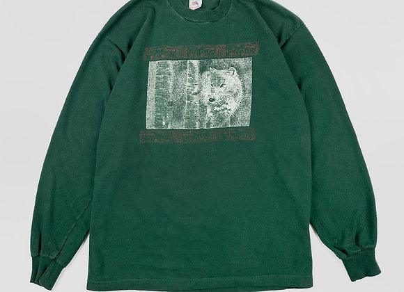 1990s Wolf Tee (XL)