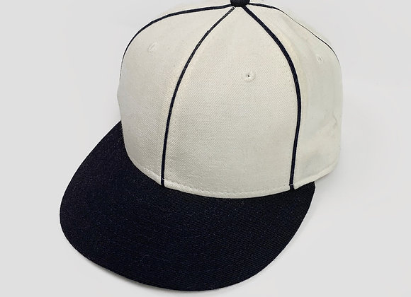 1990s Pinstripe New Era Cap (7 1/4)