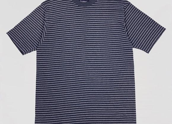 1990s Border Stripe Tee (L/XL)