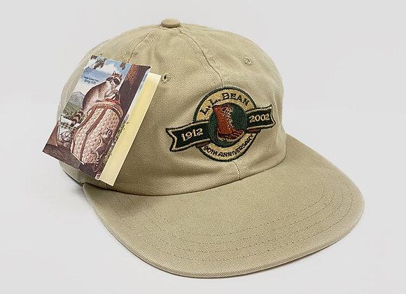 L.L.Bean 90th Anniversary Cap (OS)