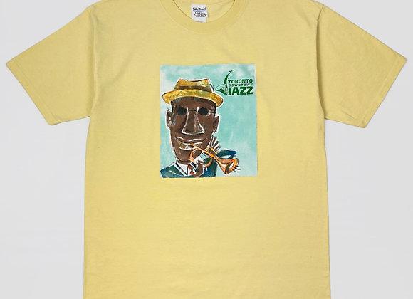 Toronto Downtown Jazz Tee (L)