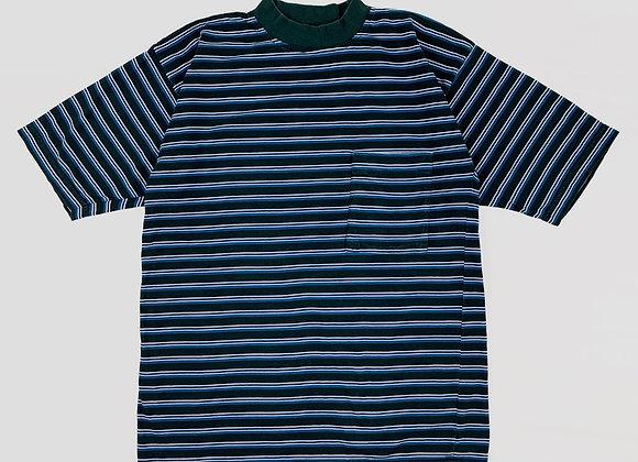 1990s Border Stripe Tee (M/L)