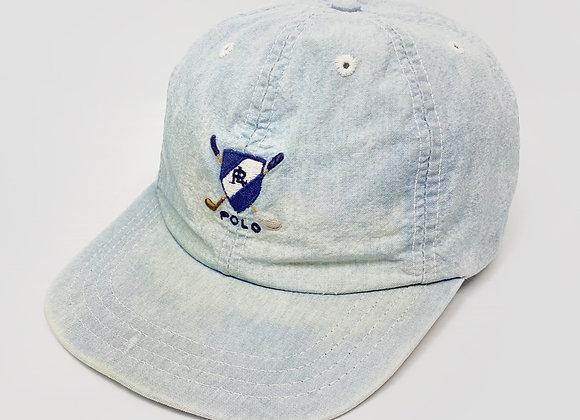 Polo Ralph Lauren Denim Cap (OS)
