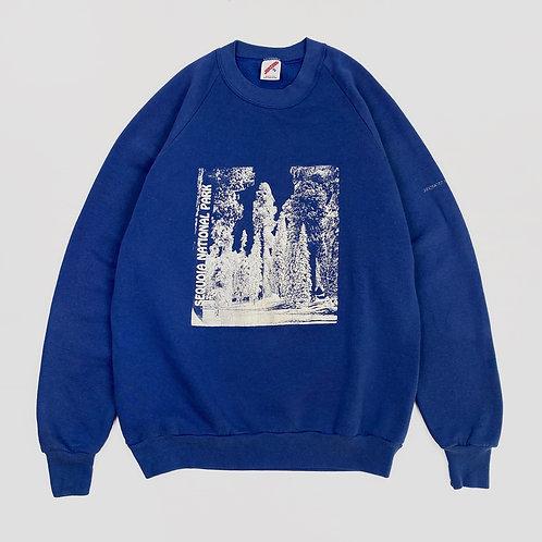 1990s Sequoia National Park Sweatshirt (M/L)