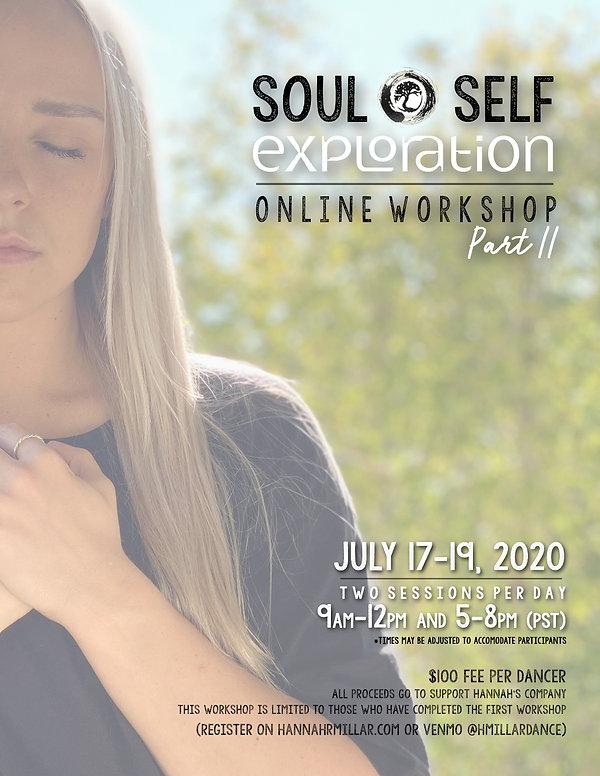 Soul Self Exploration PART 2 version 2.j