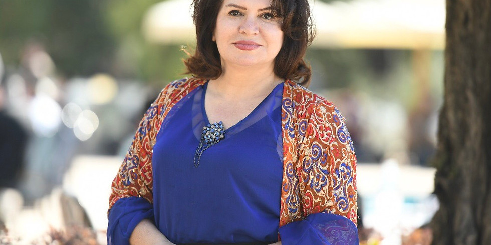 In Conversation with Khanim Latif - Iraq's Future and Women's Rights