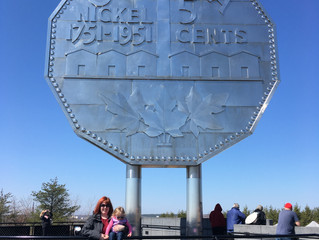 Spending Time with the Big Nickel