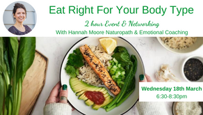 How to Eat Right for Your Body Type - Not Someone Else's!