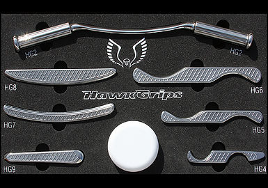 Trek PT's HawkGrips are essential Manual Therapy tools