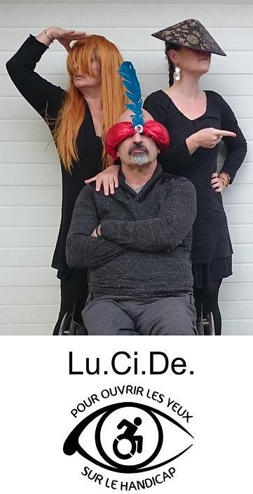Lu.Ci.De. Pour ouvrir les yeux sur le handicap