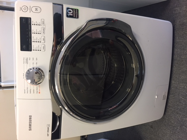 Front Load Washer - Exterior