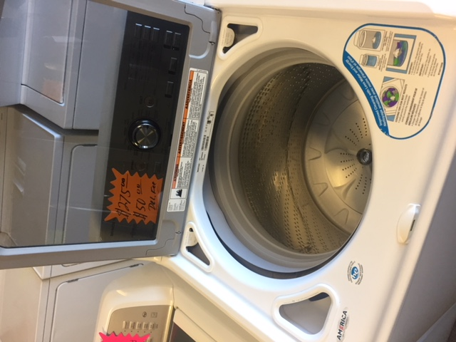 Top Load Washer - Interior