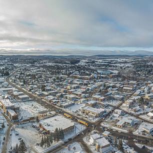 Début de la revitalisation au centre-ville de Mont-Laurier