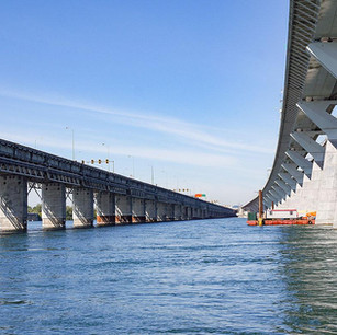 Déconstruction bientôt entamée pour l'ancien pont Champlain